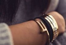 JEWELS ETC. / I have an abnormal obsession with jewelry... / by Emily