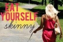 MOTiVATiON! && Healthy ideas =) / Skinny <3 / by Tricia Jett