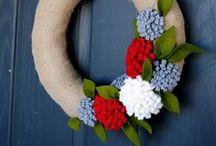 Wreaths / by Brenda Wilkerson