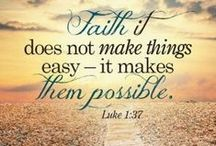 """Faith / My Favorite verse ~ """"Trust In the Lord with ALL your heart, and lean not on  your own understanding; in ALL your ways acknowledge him, and HE shall direct your paths"""" Proverbs 3:5,6 / by Betty Booher"""