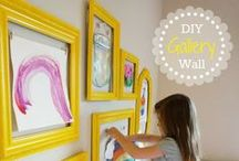 Kid's Room / Decorating inspiration for kids rooms