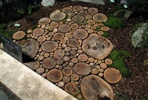 For the Yard / Inspiration for outdoor spaces