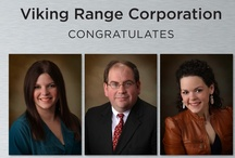 We love our employees! / by Viking Range, LLC