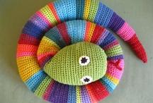Muñecos Crochet y Tejidos/Amigurumis/Dolls Crochet 1 / by Gato Chirolio !