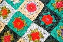 Mis Trabajos/My Work / Crochet, Cuadros y Cajas / by Gato Chirolio !