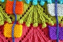 Tricot/Tejido/Knit / by Gato Chirolio !