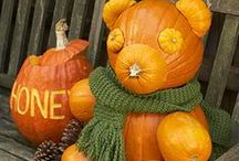 Fired Up for Fall / Bring on the pumpkins and soups and cozy autumn goodies!  We're fired up for fall!