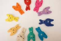 Muñecos Crochet-Tejidos/Dolls Crochet/Toys 3 / by Gato Chirolio !