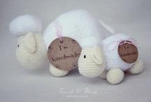 Muñecos Tejidos/Crochet/Toys Crochet/Dolls 4 / by Gato Chirolio !