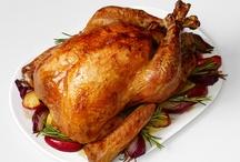 Thanksgiving Menu / by Kathryn Tummino