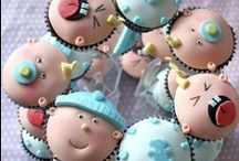 Cupcake world / by Genny Charles