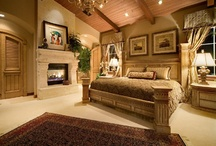 Bedrooms / by Betty Booher