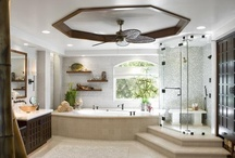 Bathrooms / by Betty Booher