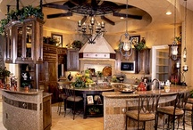 Dining Rooms & Kitchens / by Betty Booher
