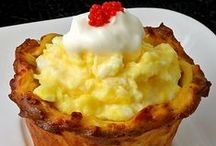 Food - Brunch ideas / by Betty Booher