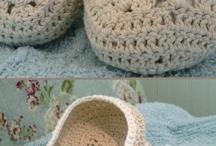 Crochet indumentaria/accesorios 2 / by Gato Chirolio !