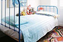 Gender neutral nurseries / Beautiful collection of gender neutral nurseries and kids rooms