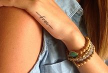 Tattoos / by HannahLea.