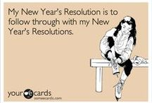 Resolutions for 2014 / by Rachel Lowe