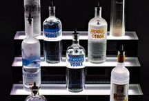 Bar Ideas / by Betty Booher