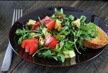 Green Salads / by Kathryn Tummino