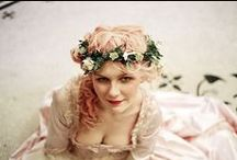 Marie Antoinette Forever / This movie continues to inspire the French Kande designs