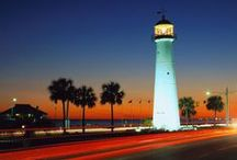 Gulf Coast / The Coastal region of Mississippi is quickly improving following Hurricane Katrina - and this area of the state is rebuilding better than ever. Feast on local seafood, golf on a beautifully designed course, deep-sea fish, visit an art museum or enjoy non-stop casino gaming action all on the Mississippi Gulf Coast. / by Visit Mississippi