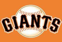 <3 MY SF GIANTS / by Betty Booher