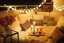 Balcony + Patio / by Brenda Wilkerson