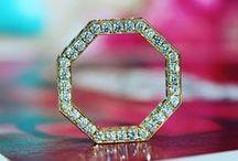 Diamonds Are a Girls Best Friend / Diamond Jewelry by Erica Courtney