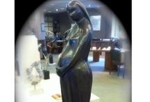 Tibor Sculptures