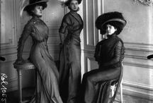 Historical Fashions and Ladies