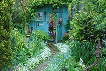 Huis en tuin Tuin / by Eve Candrick