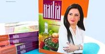 Hadia's Lebanese Cuisine (blog's recipes) / I believe that food can be soothing to the heart body and soul.  I value the ritual of gathering with my family, friends and loved ones at the dinner table. I have entertained dinner guests with delightful food for the past twenty two years and I always derived an intense satisfaction from it.Here we feature on our blog scrumptious Lebanese, Middle Eastern and international recipes.