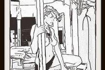 Nude Drawings/Sketch