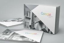 stylishly inspired: print design.