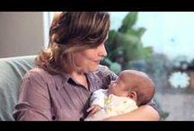 Vídeos com dicas / Aqui você encontra vídeos interessantes para gestantes e mães de bebês!