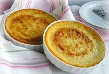 Cheescakes/Tartas de Queso / Tartas de queso