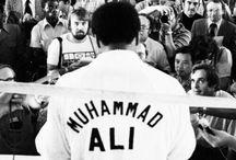 Muhammad Ali / The Greatest / by Thomas Kinkade