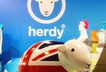 Herdy shows and events / Here's a selection of the shows and events we're taking part in - pop them in your diary and come along and see us!