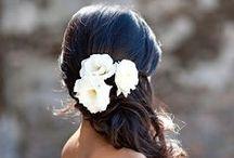 Wedding Hair and Nail