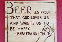 WE'LL DRINK TO THAT! / Beer quotes and things that made us laugh.