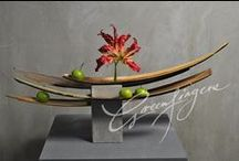 greenfingers floral sculpture