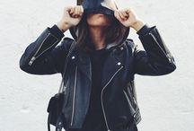 F A S H I O N | leather