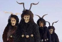 костюмы языческих обрядов