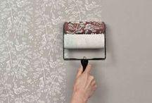 Muri / Tutto ciò che riguarda la decorazione Stickers, carte da parati, e tanto altro