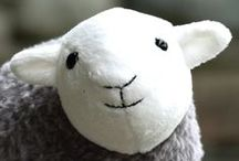 Little Herdy / Born in the Borrowdale valley in the Lake District, Little Herdy is a very special kind of sheep!