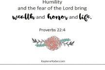 Bible Verses & Inspirational Quotes / Bible verses, quotes, Scripture, prayers