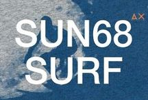 SUN68 ♡ SURF