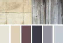 Color Scheme - Rustic